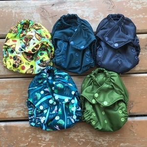 Smart Bottoms OG One Size Cloth Diaper Covers